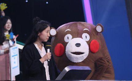【画像】中国のテレビ局が『くまモン』を堂々とパクる! 「完全オリジナルアルヨ!」www