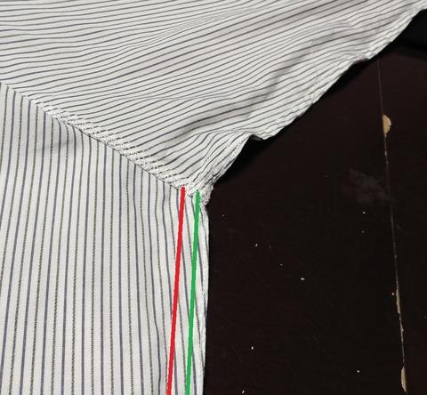 ワイシャツ直し_02