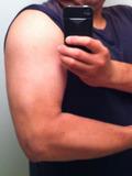 8年目の腕