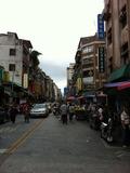 台北の下町