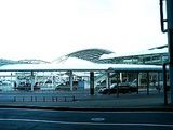 成田空港のリムジンバス乗り場