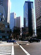 超高層ビル群