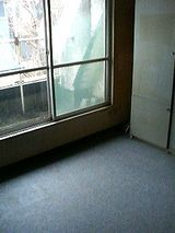 搬出後の西新宿の部屋