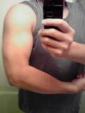 トレーニング5年目の腕