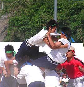 良山運動会2005-1