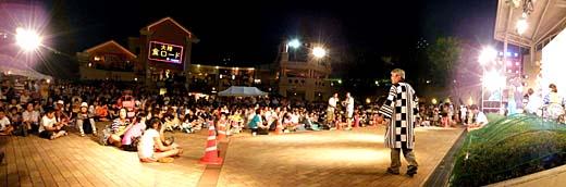 水の祭典前夜祭