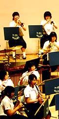 小郡高校吹奏学部定期演奏会