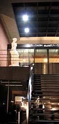 石橋美術館夜景