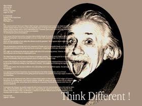 アインシュタインLOVE
