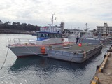 P1241462 無事に鹿島港に到着しました〜 - 船名なし