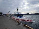 P1211427 給油の為、下田港に立ち寄りました 船名なし
