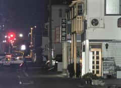 15歳少年、銃砲店員刺した殺人未遂容疑で緊急逮捕 福島・郡山