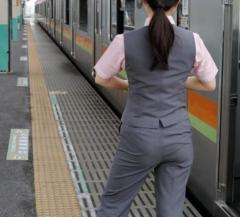 「自分は撮り鉄ならぬ、撮りケツだ」と発言 JR姫路駅構内で女性車掌の体触る 逮捕の30歳男