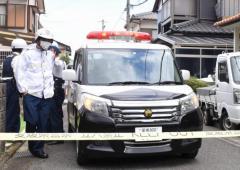 容疑者「電磁波攻撃仕掛けられた」 愛媛3人刺殺、一方的恨みか 愛媛・新居浜市