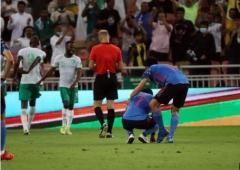 サッカー日本代表、サウジに敗れ2敗目 W杯アジア最終予選