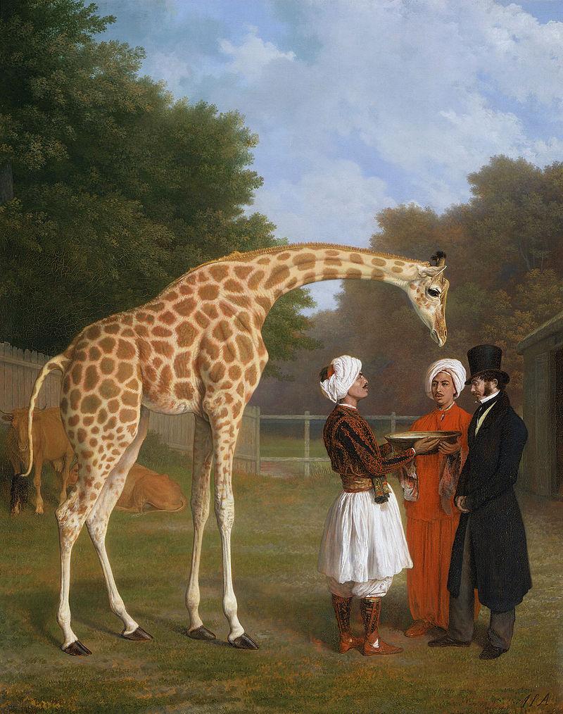 動物たちの西洋絵画その7:アガ...