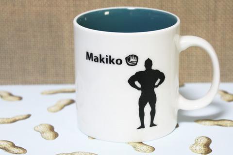 面白マグカップ 名入り 結婚祝いに面白ペアマグカップ