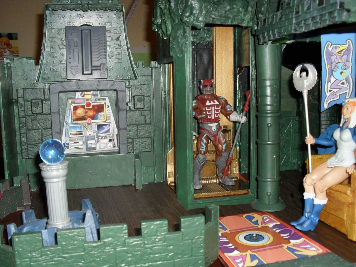 Castle Grayskull Playset