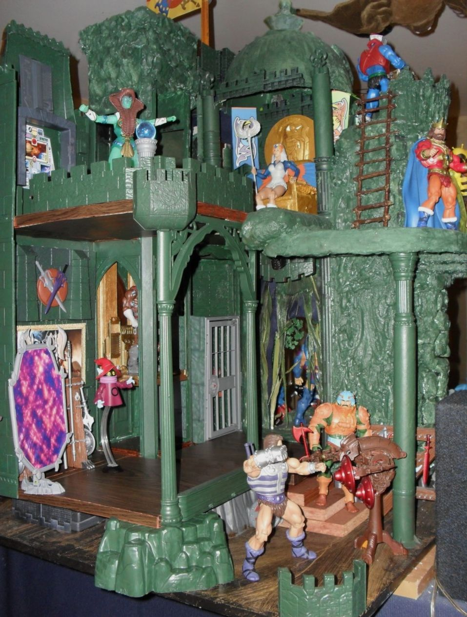 Castle Grayskull Playset