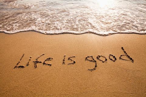 life-is-good_shutterstock_189357902