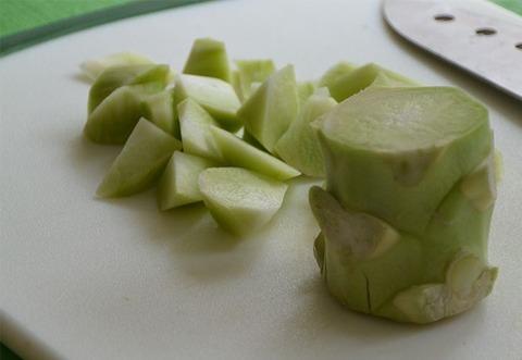 ブロッコリーの茎は栄養豊富