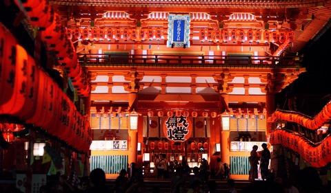 京都・伏見稲荷大社・宵宮祭01