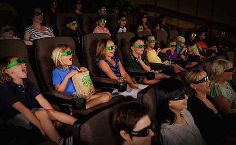 子供向け映画館