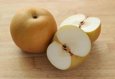 梨のデトックス