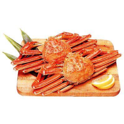 蟹とレモン