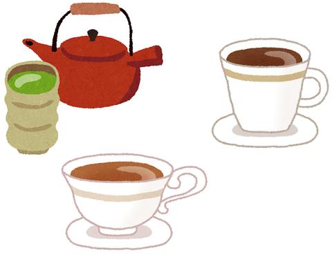 私「コーヒーとお茶、どちらにしますか?」相手「お茶でいい」→『で』ってなんなの?