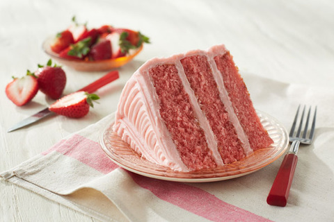 strawberrylayercake
