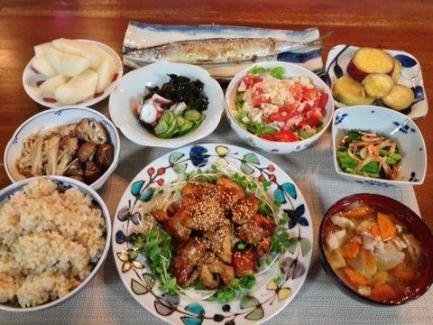 成嶋早穂の料理_鶏肉料理の画像