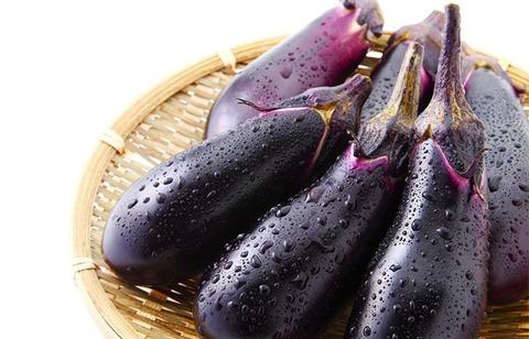 茄子の栄養ムチン
