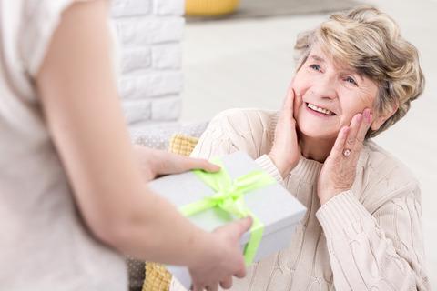 grandma-present