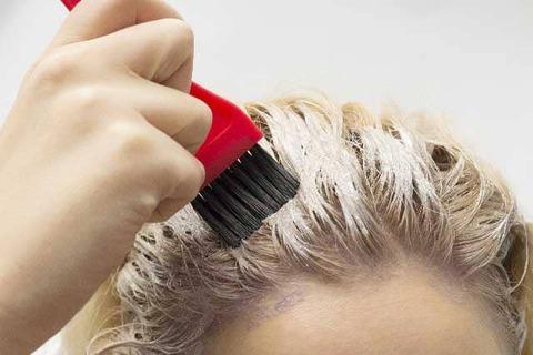 Hair-dyeing