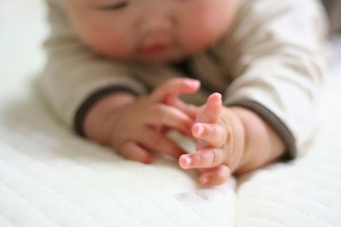 赤ちゃん-(1)