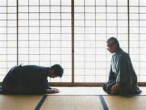 日本人の所作・礼儀作法 1
