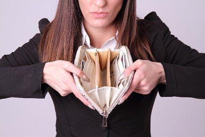 結婚費用のときに新婦の貯金がゼロなのは非常識なのか?