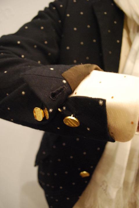 6cfcb4821b67c 僕には出せない大人な雰囲気のN氏に、少し2次会などを意識したジャケットスタイルを着てもらいました。