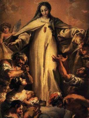 贖虜の聖母