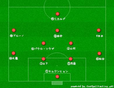 【J2】第6節 予習