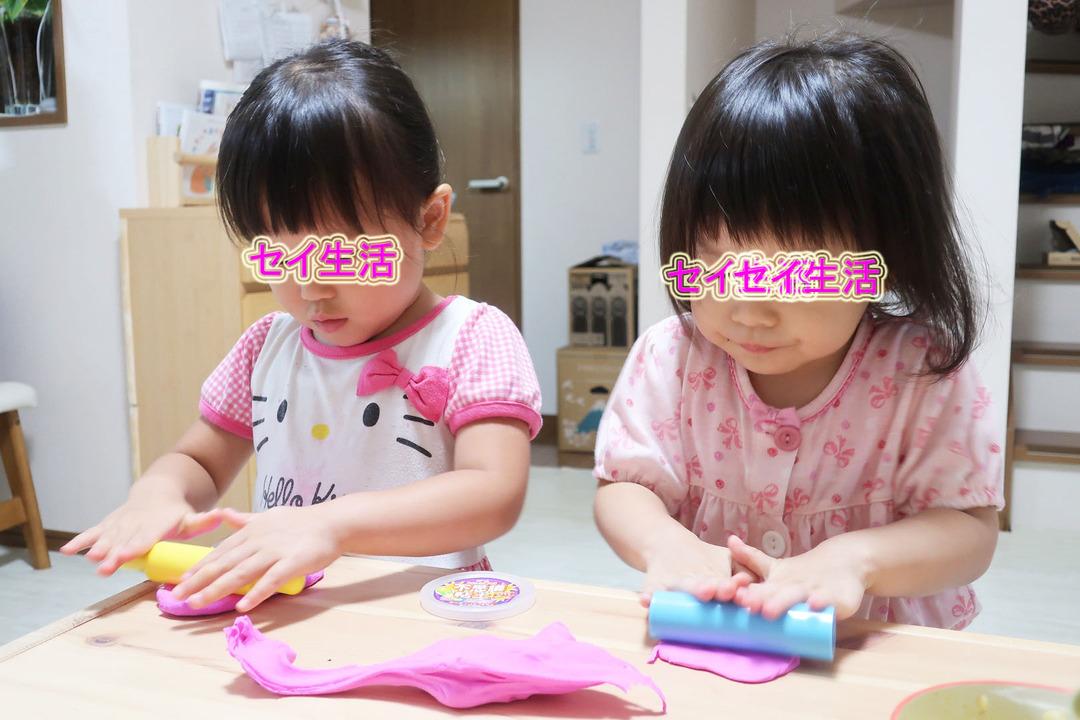 ねんど遊び (1)