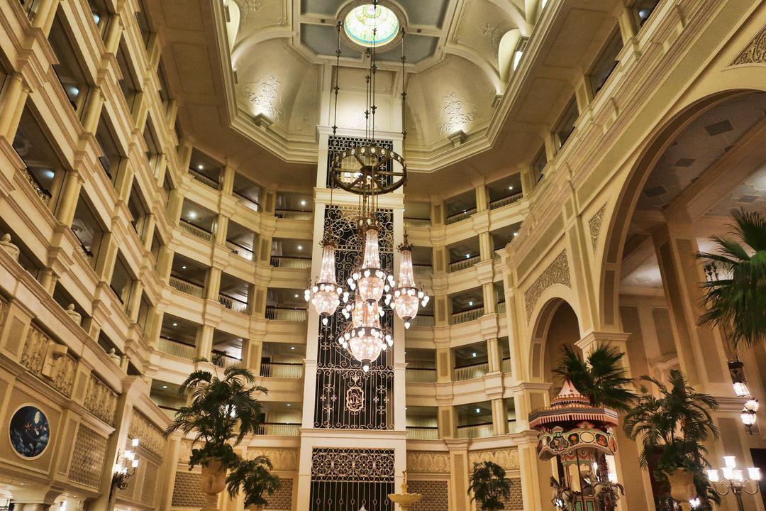 ディズニーランドホテル (14)