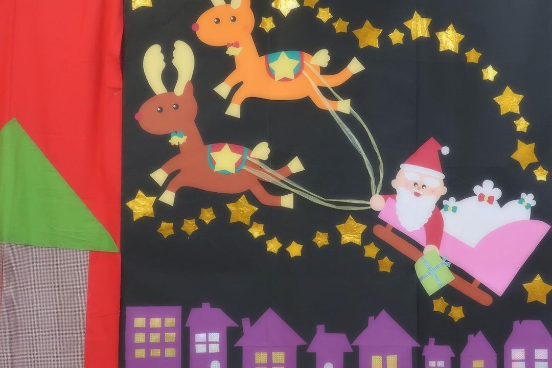 保育園のクリスマス会 (5)