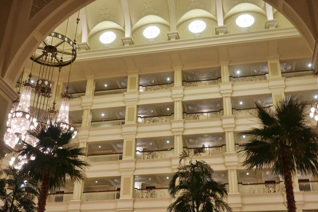 ディズニーランドホテル (12)
