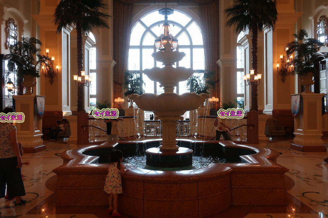 ディズニーランドホテル (2)