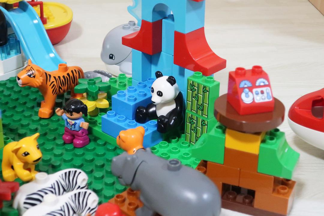 レゴブロックデュプロAROUNDTHEWORLD (6)