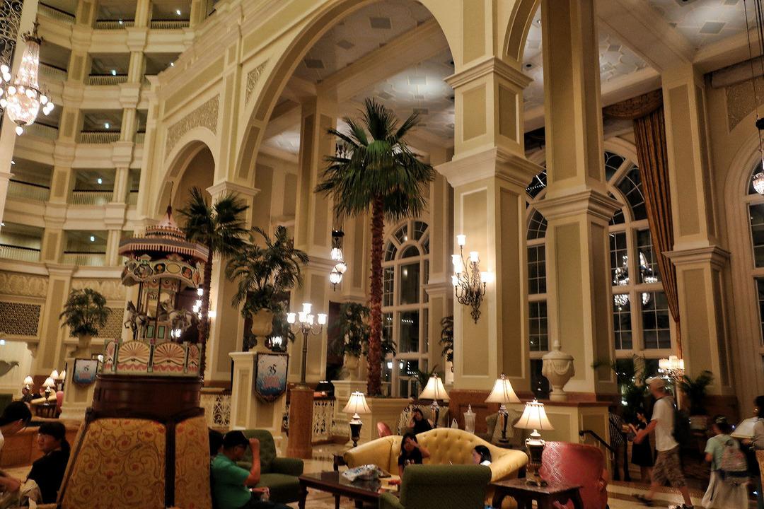 ディズニーランドホテル (16)