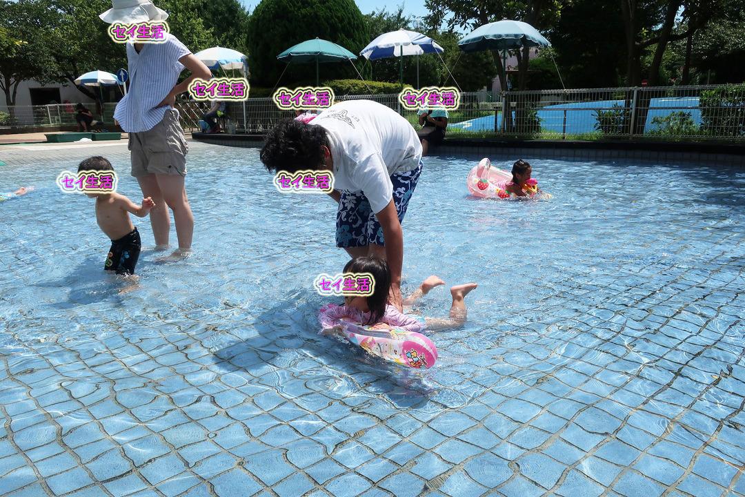 じゃぶじゃぶ池 (3)