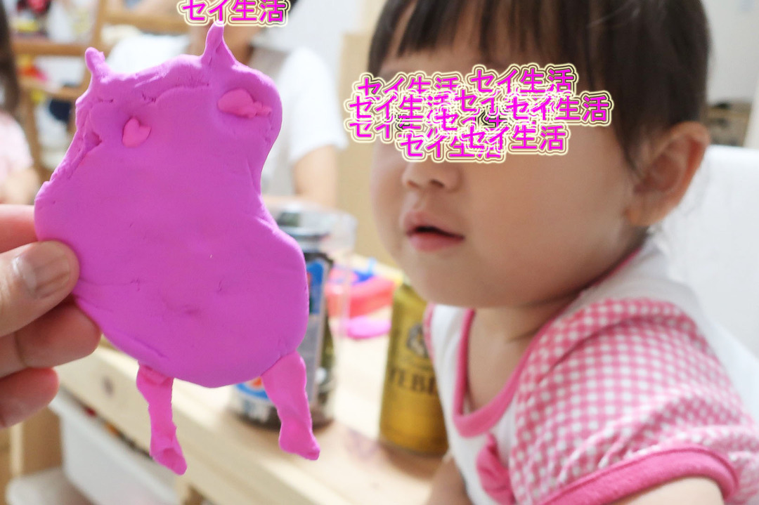 ねんど遊び (5)